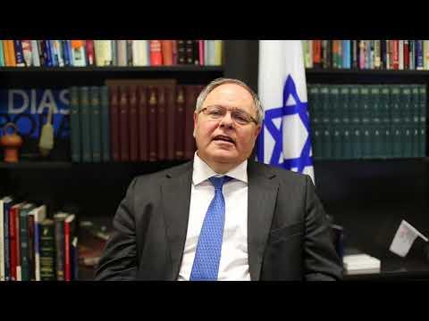 Dani Dayan Consul General Of Israel In New York