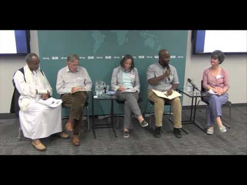 Pastoralism: past perspectives and future policy - Session 4