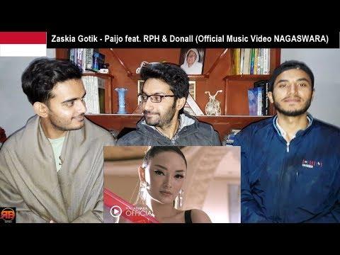 Free Download Foreigner Reacts To: Zaskia Gotik - Paijo Feat. Rph & Donall (official Music Video Nagaswara) #music Mp3 dan Mp4