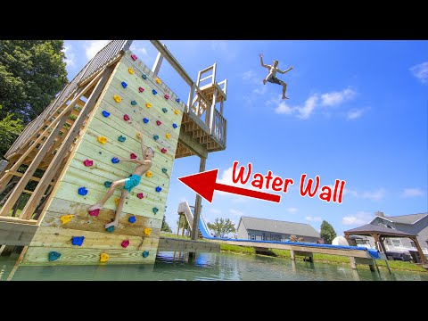 Greatest Idea Ever!! THE NEW WALL