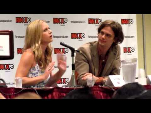Aj Cook talks about her son Mekhai on Criminal minds