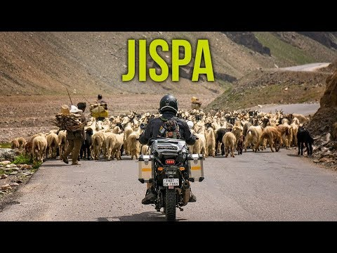 India's Dangerous Roads | Jispa to Sarchu [Ep 04]