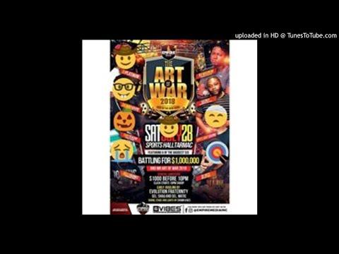 Dj Magnum X Seen Up Art Of War Clash 2018 Round 2 mp3