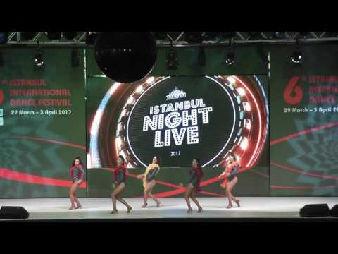 WOMANISHOW by CRYPTO DANCE ACADEMY @ 6th IIDF