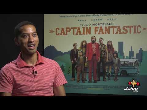 Viggo Mortensen Interview Captain Fantastic