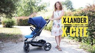 X-lander X-cite - wózek uniwersalny | recenzja