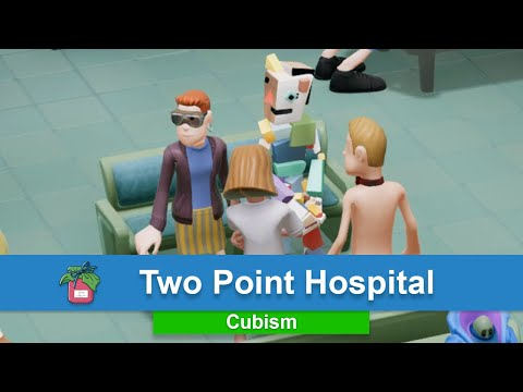 Two Point Hospital Cubism |