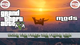 Inner Force and Nice Fly Highlights | GTA 5 Mods | Pietro Gaming