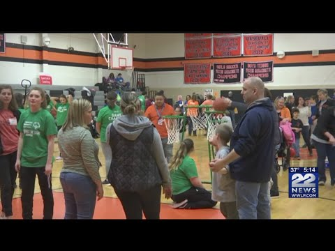 South Hadley High School hosts Special Olympics