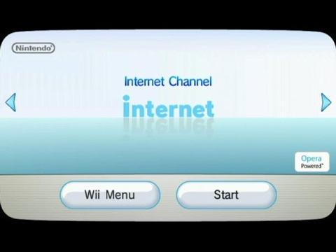 (OLD BAD VIDEO) Is The Wii Internet Channel (2007) Still Usable In 2017