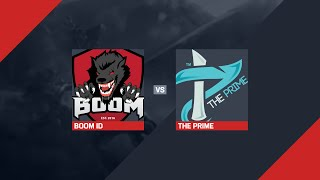 ESL Indonesia Championship - DOTA 2: Semifinals (PG Barracx vs AURA; BOOM ID vs The Prime)