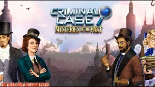 Criminal Case: Mysteries of the Past Android iOS Gameplay screenshot 1