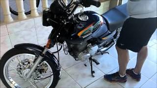 Titan 99 com motor de Strada