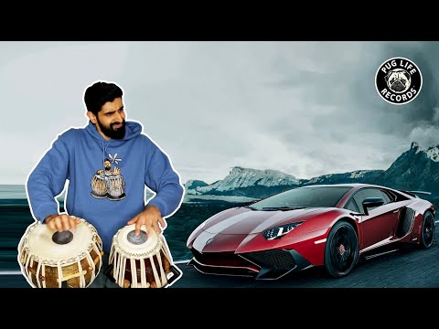 Lamberghini | Official Tabla Cover | Shobhit Banwait | The Doorbeen ft. Ragini
