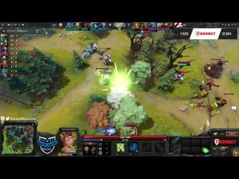 Escape vs PR, Game 1 - Global Grand Masters, LB Round 1
