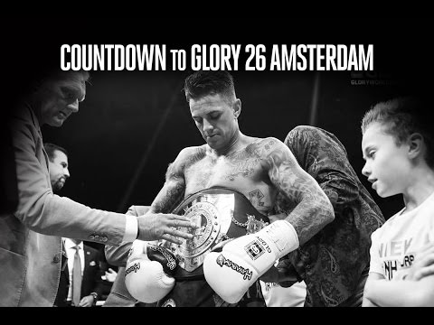 Countdown to GLORY 26 Amsterdam