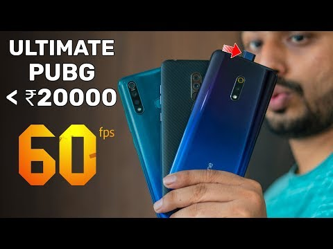 TOP 3 Best Phones For PUBG And Heavy Gaming Under 20000 In August 2019 | GT Gaming