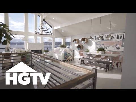 HGTV Dream Home 2018 - Interior Tour - YouTube