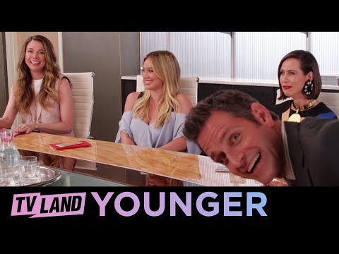 "Younger Outtakes  ""The Incident at Pound Ridge""  Season 4"