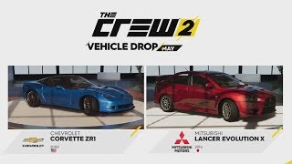 The Crew 2 - May Vehicle Drop Trailer