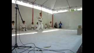 YAMAKI KARATE Performance March 24,2012 TOKYO CITY CUP JAPAN FAMILY...