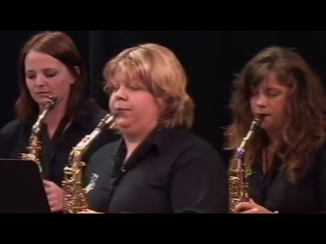 Paradise Circus - The National Saxophone Choir (archive)