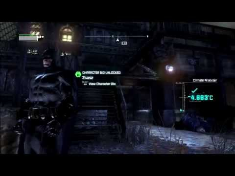 Gotham City Police Department - Batman Arkham City Episode 10