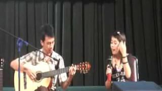 NUCE Music club-Một Người đã xa - Minh Thu-Guitar T.Lợi & Ngọc