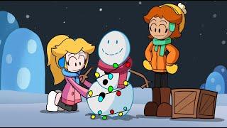 Peach and Daisy's Christmas Night