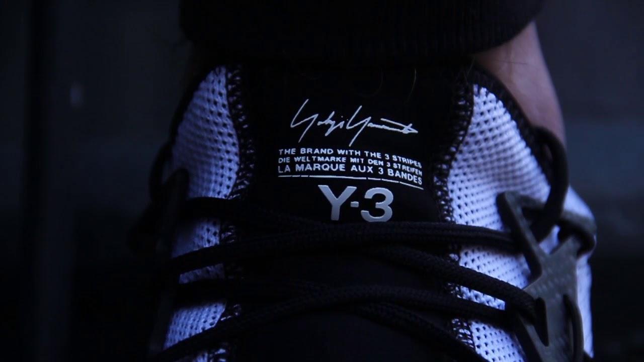 142d49c5db70d Y3 Harigane Sneakers
