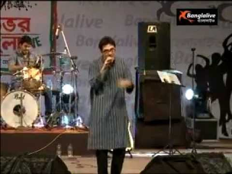 Banglalive presents Raatbhar Bangla Live (Episode - 2) - Anupam Roy