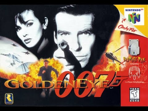 Goldeneye 007 (N64) Review