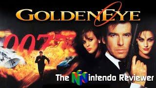 Goldeneye 007 (N64) Review