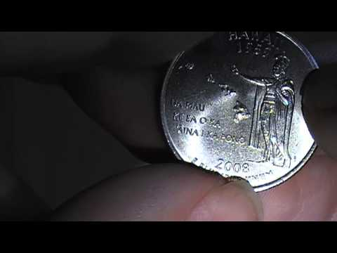 United States Hawaii State Quarter