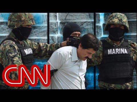 How 'El Chapo' went from Mexican drug lord to prisoner – CNN Intl