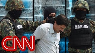 How 'El Chapo' went from Mexican drug lord to prisoner