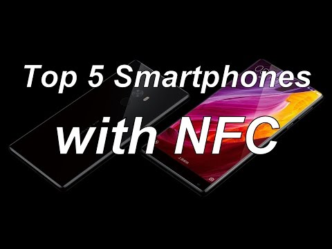 Top 5 Smartphones With NFC/Mi Mix/Lecco Le 3 Pro/Mi Note 2/Zenfone 2/Oneplus 3/2016/2017