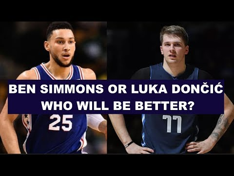 Why Luka Doncic Will Be A Better NBA Player Than Ben Simmons - 동영상