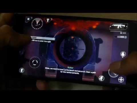 GiONEE Elife E7 Super Gaming Test