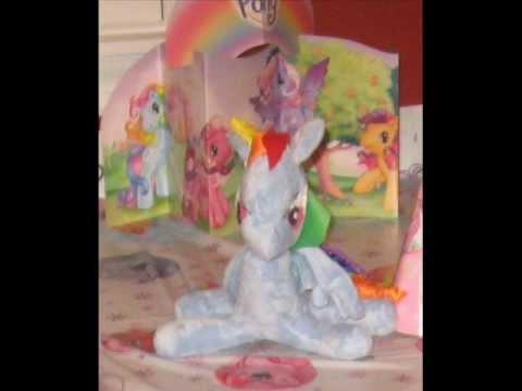 RainbowDash Plush Progress