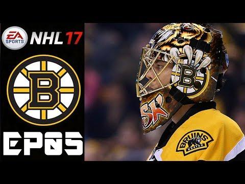 NHL 17 Boston Bruins Revival - EP05 - Boston Strong Forever