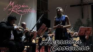 Henri Vieuxtemps - Violin Concerto Nr5 (performed by Alexandra Cooreman)