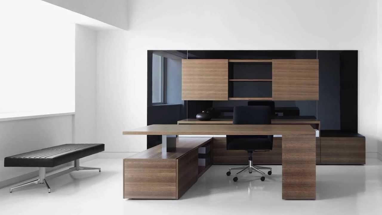 Luxury Office Furniture - Modern Office Furniture - YouTube