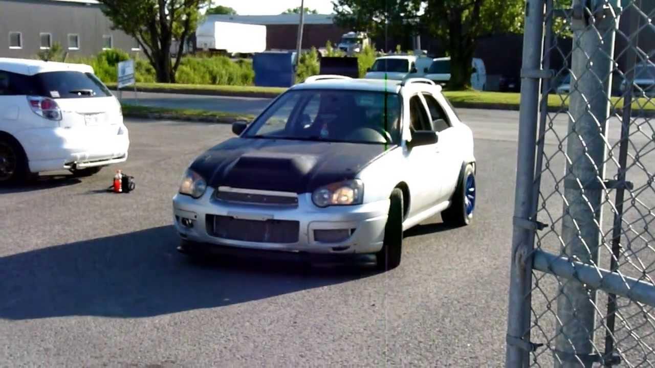 Subaru Impreza 2 5TS Swap V8 ????