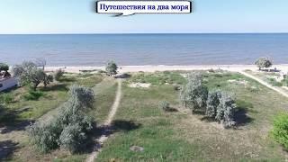 """Кемпинг """"Оазис"""" в Голубицкой"""