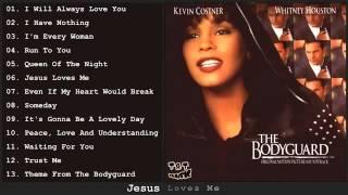 Whitney Houston   The Bodyguard   Full Album   1992   YouTub