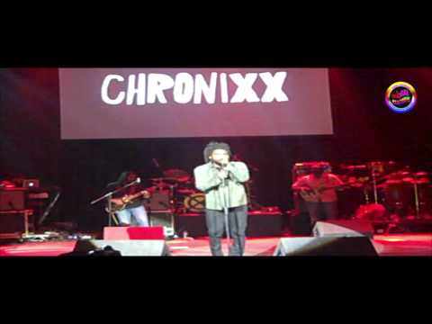 Chronixx Live @ Brixton 02 Academy London