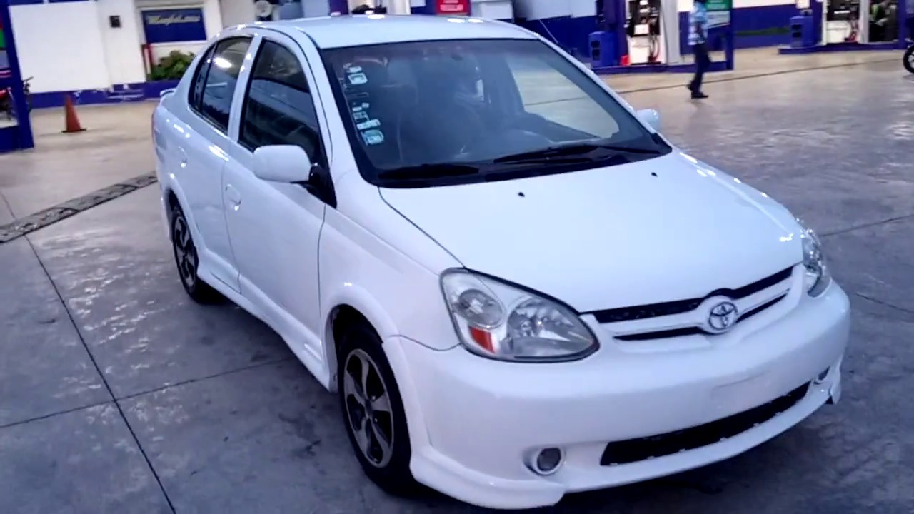 toyota yaris 2004 blanco achele auto la romana youtube. Black Bedroom Furniture Sets. Home Design Ideas