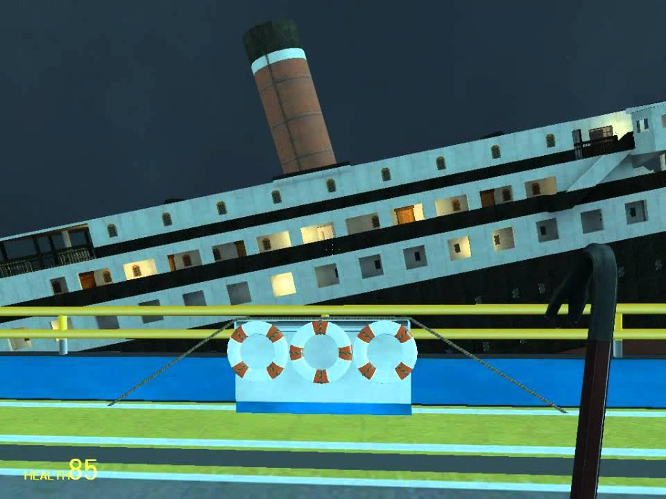 Скачать Мод Титаник Для Гаррис Мод 13 На - фото 11