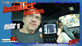 We start on a stereo in a  2019 Honda Accord installer Diaries 206 part 1